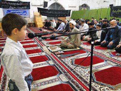 مسجد امن ترین سنگر در جنگ نرم