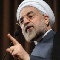 سخنرانی روحانی در 22 بهمن