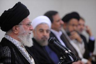مشی رهبری در توصیه به پاسخگویی دولتها و منع از سیاه نمایی از دولتهای قبل