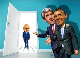 قیاس مصافحه ظریف و اوباما با دیدار وزرای علوم ایران و اسراییل