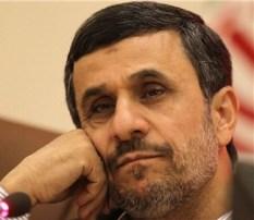 ضعف احمدی نژاد