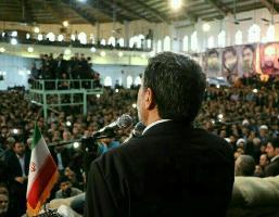 سفر احمدی نژاد به آمل توصیه مقام معظم رهبری به احمدی نژاد