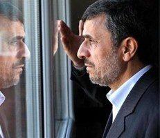 نامه احمدی نژاد به رهبری و ادامه سقوط او به جایگاه کودکی سنگ پران!
