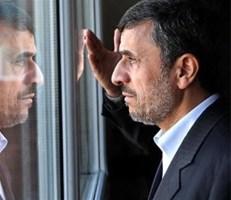 نامه احمدی نژاد به رهبری