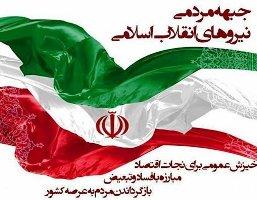 موضع علامه مصباح درباره جبهه مردمی نیروهای انقلاب اسلامی