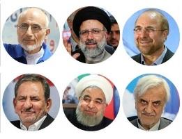 جریانات سیاسی حاضر در انتخابات 96