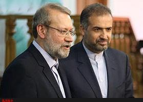 تبریک مشترک به علی لاریجانی و جریان انقلابی