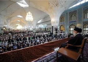خلاصه سخنان بسیار مهم نوروزی امام خامنه ای در مشهد
