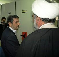 در پاسخ به مصاحبه حسینیان درباره احمدی نژاد